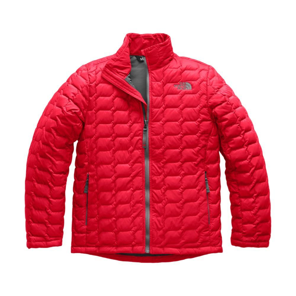 The North Face Boys ThermoBall Full Zip RED_682