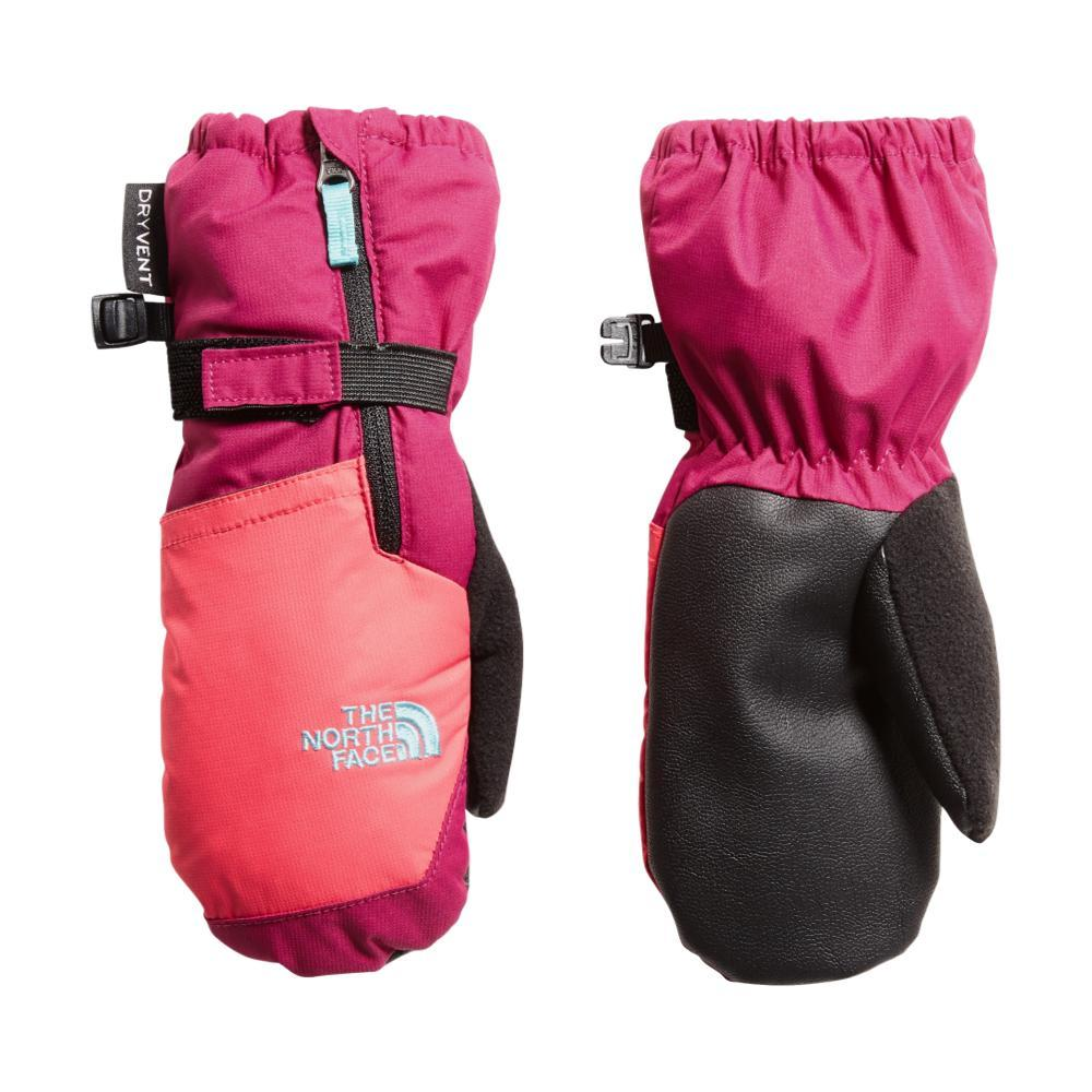 The North Face Toddler Mitts PLUM_6RR