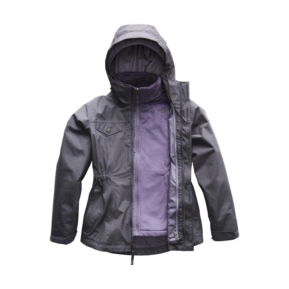 The North Face Girls Osolita 2.0 Triclimate Jacket GREYHEATH_4VP