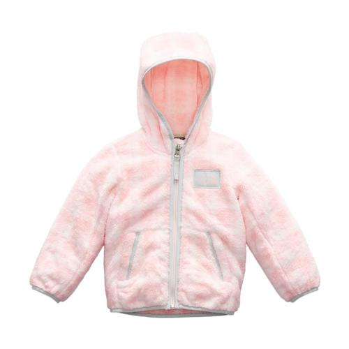 The North Face Toddler Campshire Full Zip Pinkplaid_5mn
