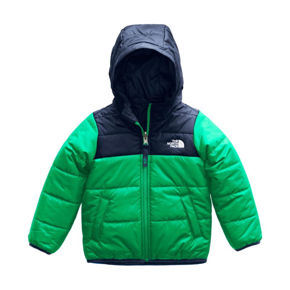 The North Face Toddler Boys Reversible Perrito Jacket GREEN_4CX