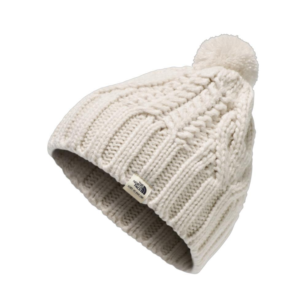 The North Face Baby Cable Minna Beanie WHITE_11P