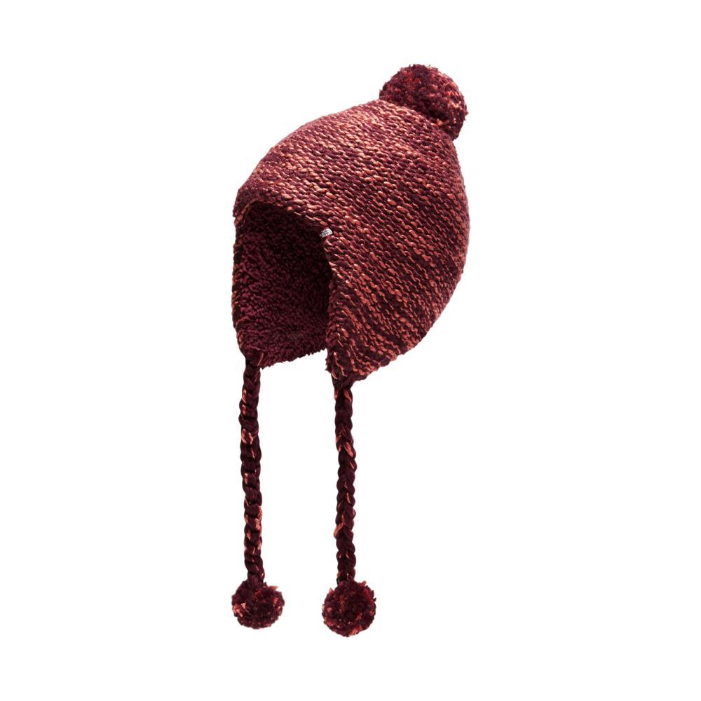 The North Face Women's Fuzzy Earflap Beanie FIG_5SE