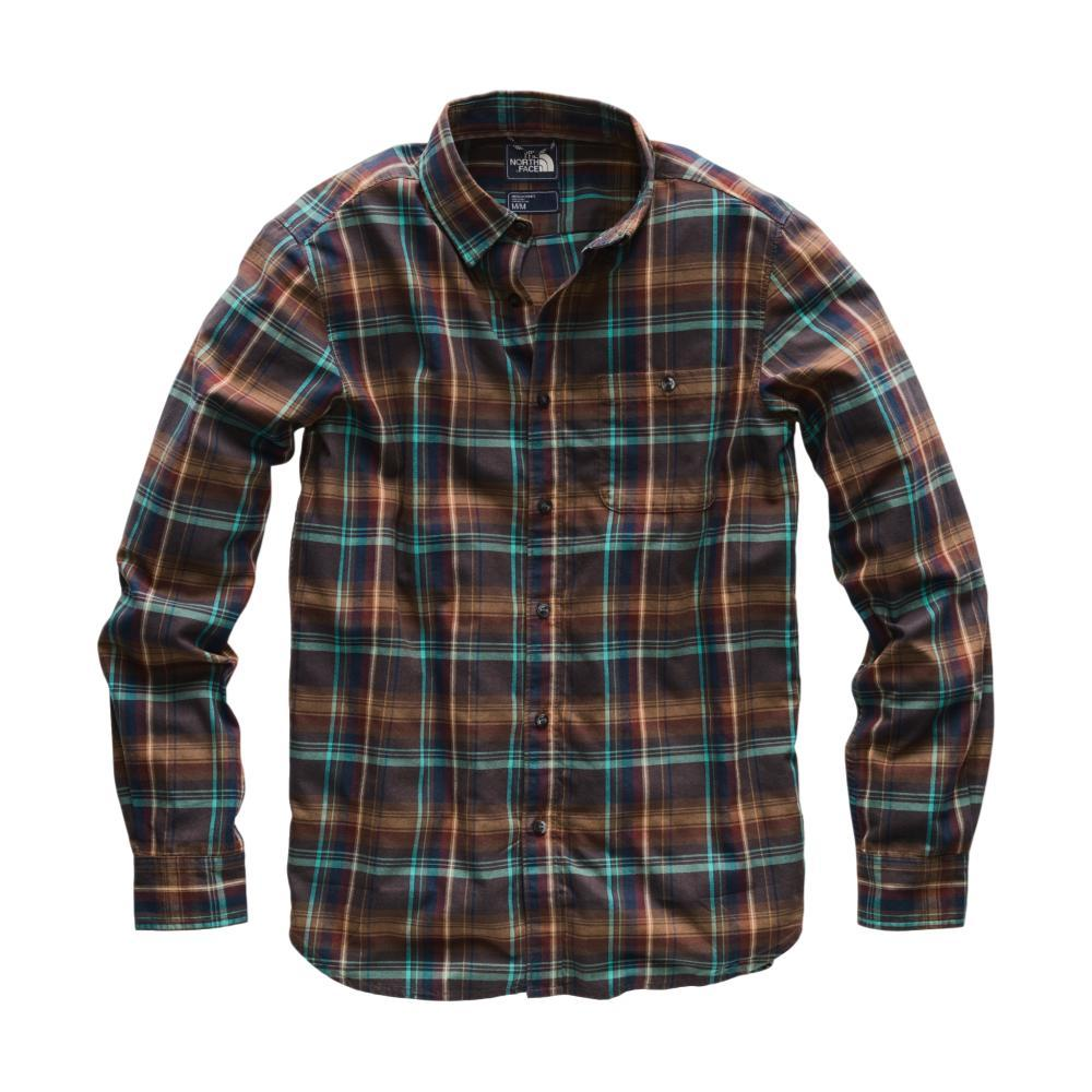 The North Face Men's Long Sleeve Hayden Pass 2.0 Shirt 6BF_BROWN