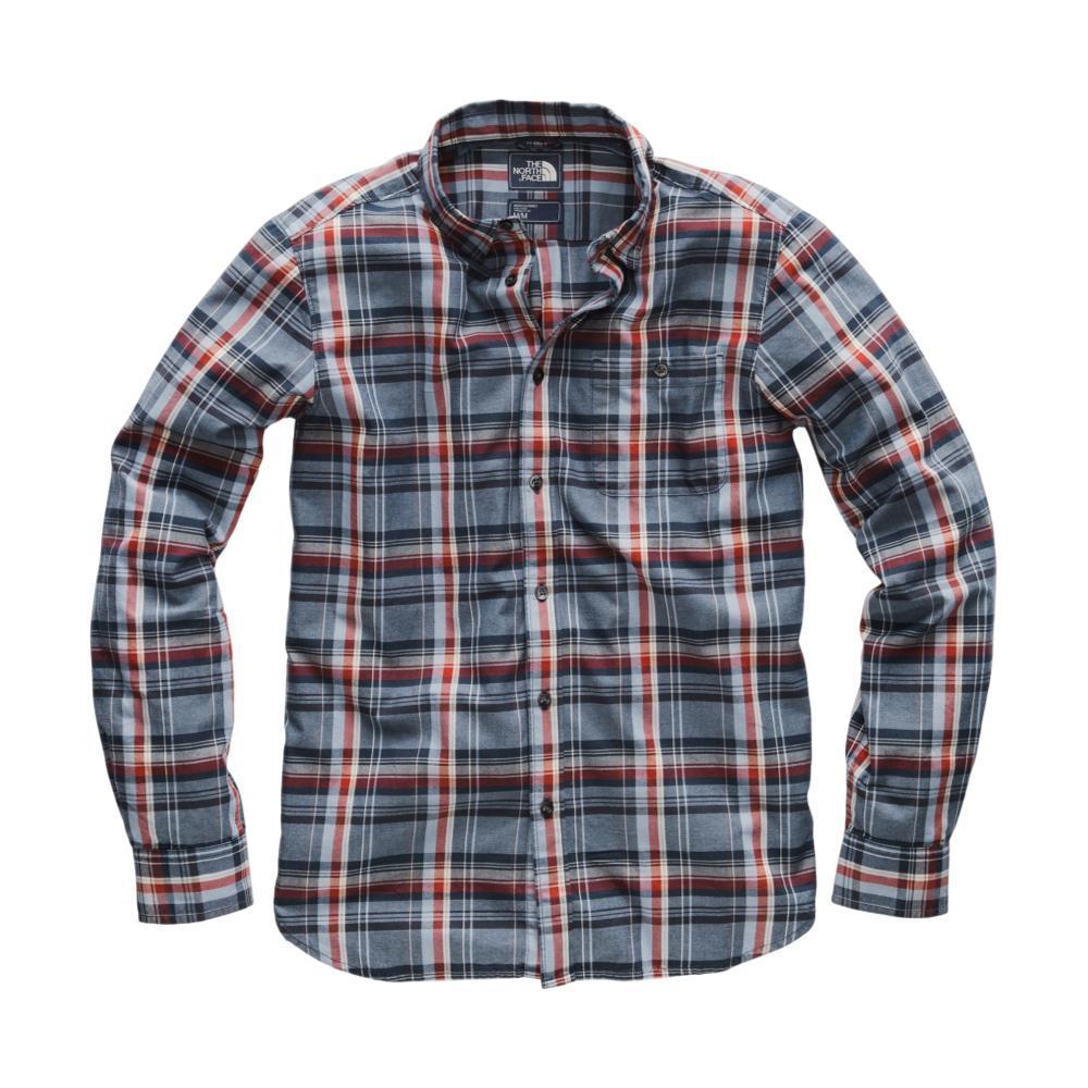 The North Face Men's Long Sleeve Hayden Pass 2.0 Shirt 6BG_URBNAVY