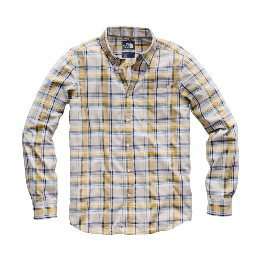 The North Face Men's Long Sleeve Hayden Pass 2.0 Shirt 6BH_HRGREY