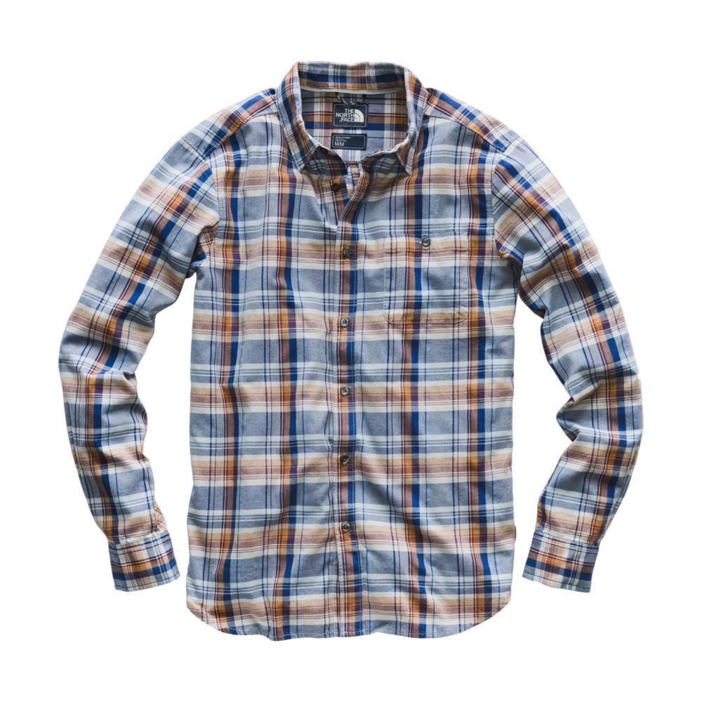 The North Face Men's Long Sleeve Hayden Pass 2.0 Shirt 6BJ_MGREY