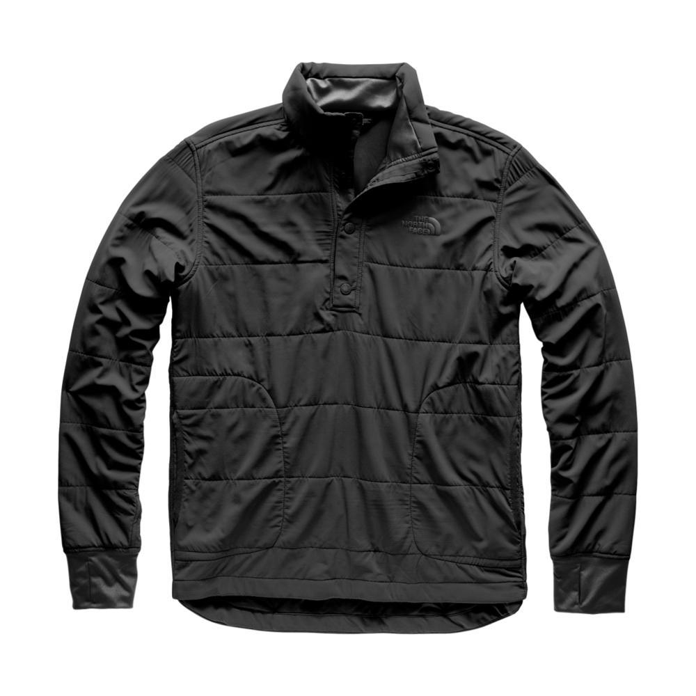 The North Face Men's Mountain Sweatshirt 1/4 Snap Neck OC5_GREY