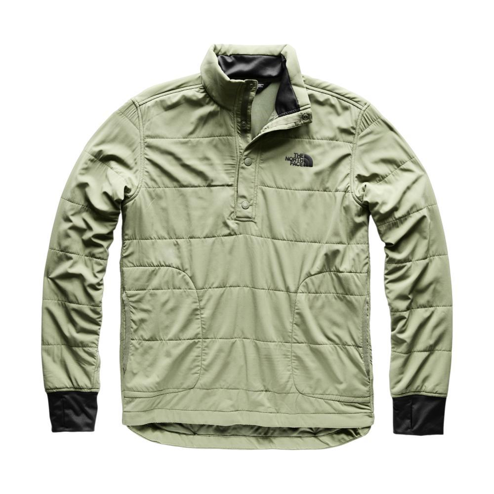 The North Face Men's Mountain Sweatshirt 1/4 Snap Neck ZCE_CLOVER