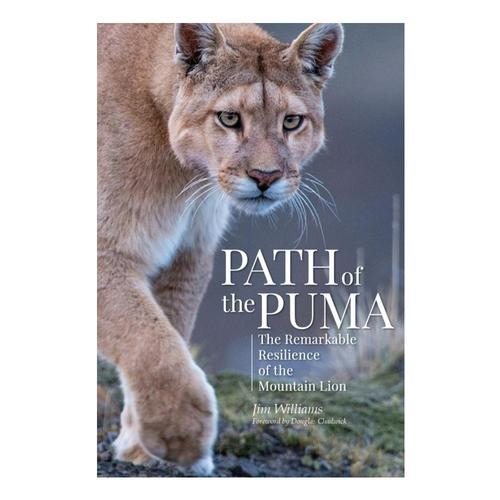 Path of the Puma by Jim Williams with Joe Glickman