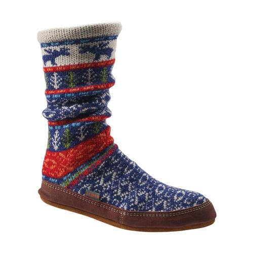 Acorn Unisex Slipper Socks Holiday