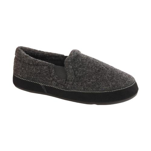 Acorn Men's Fave Gore Slippers Blktweed