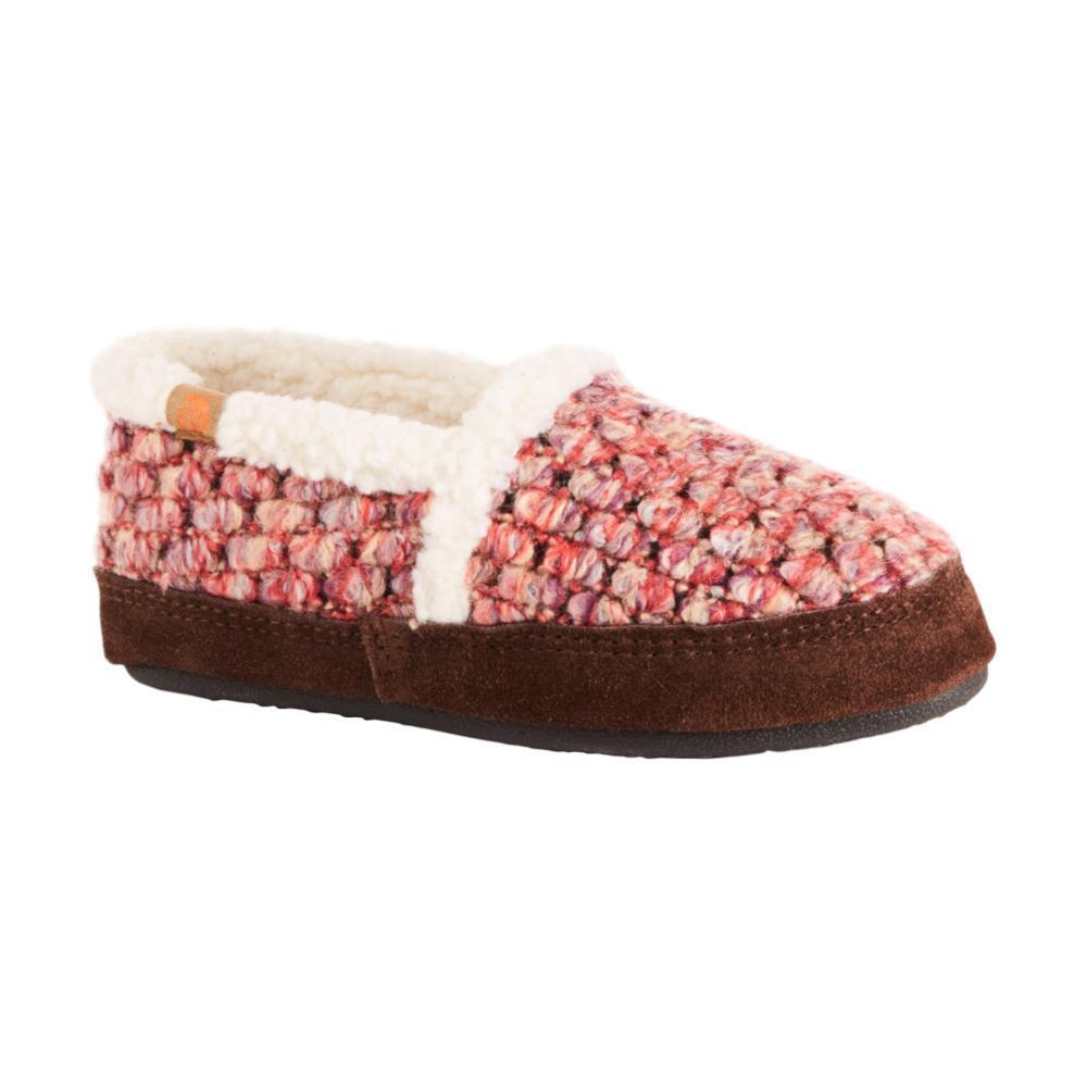 Acorn Kids L'il Jam Moc Shoes RASPBERRY