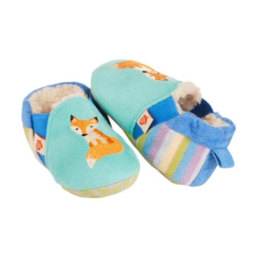 Acorn Toddlers Easy-On Moc Slippers Tealfox