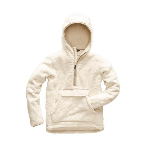 The North Face Women's Campshire Pullover Hoodie 4qm_vintwhite