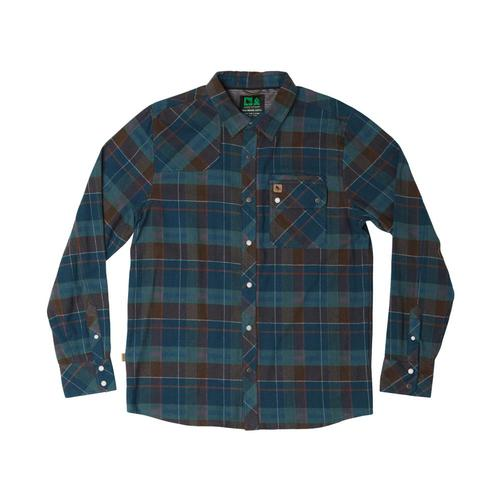 Hippy Tree Men's Newton Flannel Shirt