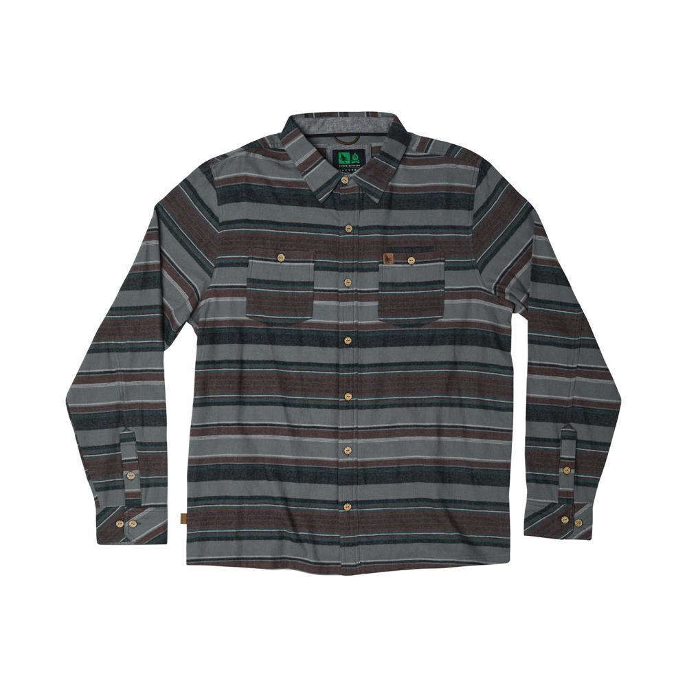 Hippy Tree Men ' S Ashbury Flannel Shirt