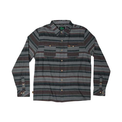 Hippy Tree Men's Ashbury Flannel Shirt