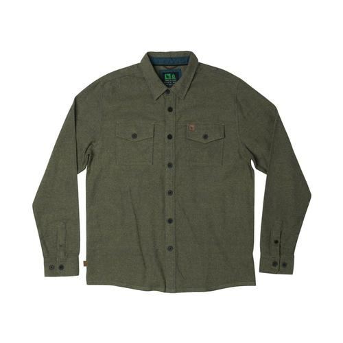 Hippy Tree Men's Longview Flannel Shirt