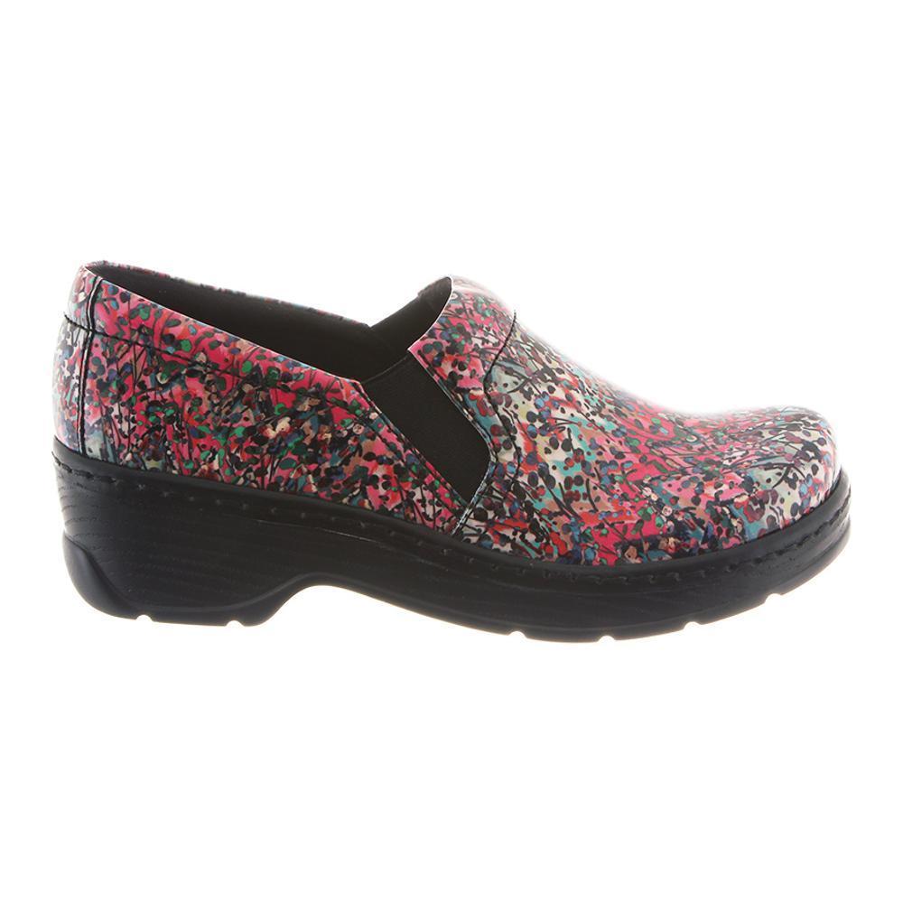 Klogs Footwear Women's Naples Non-Slip Shoes POPPYPATENT