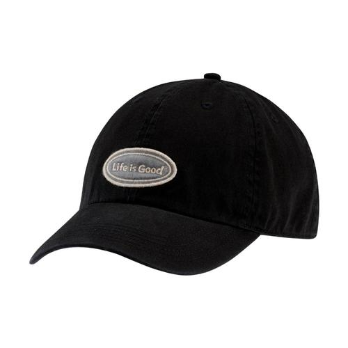 Life is Good LIG Oval Chill Cap