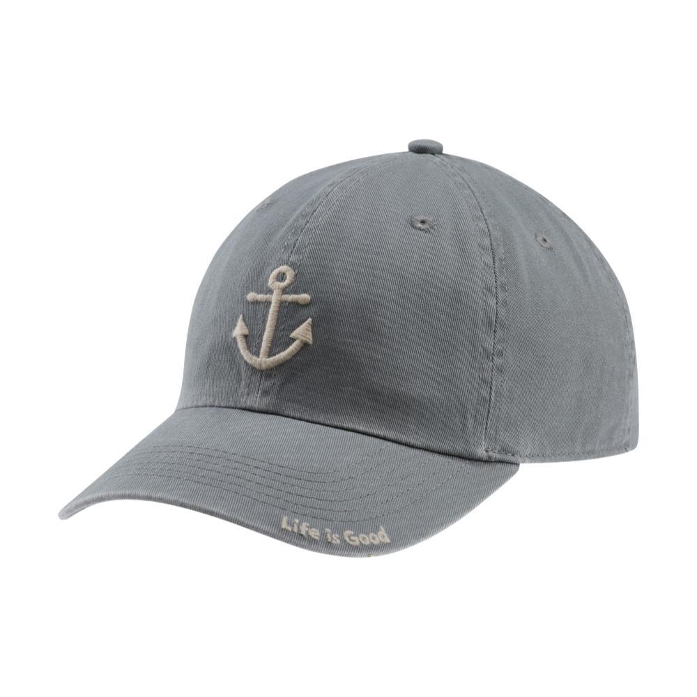 Life is Good Anchor Chill Cap SLATEGRAY