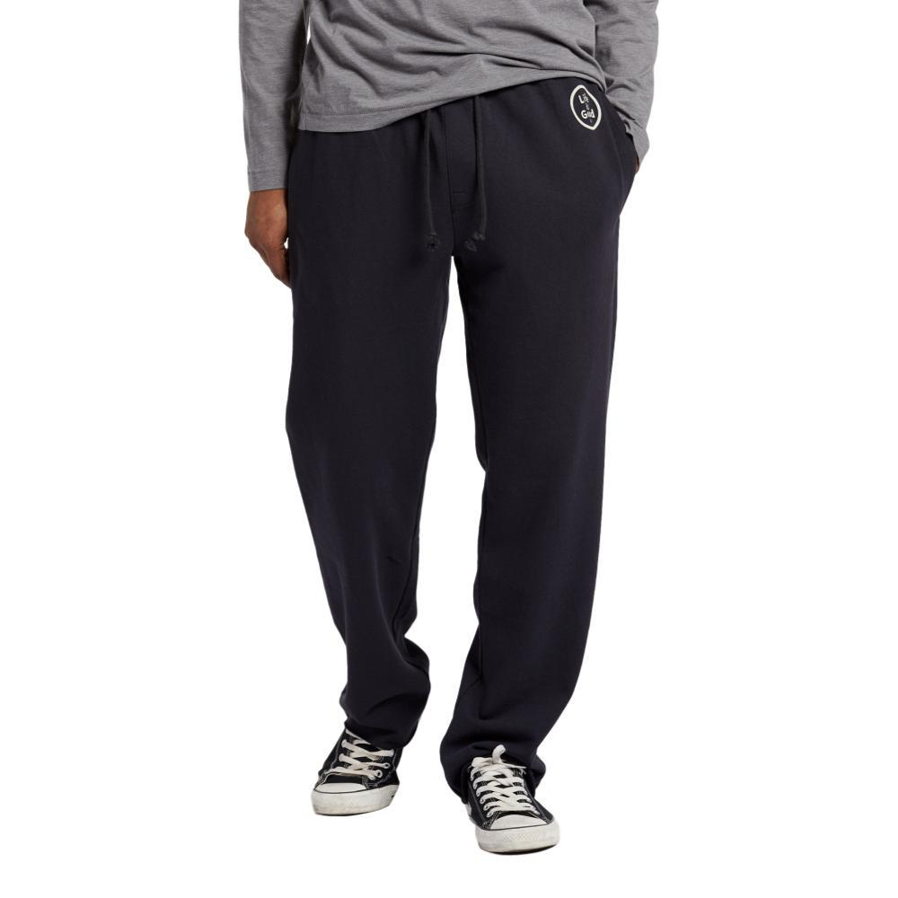 Life is Good Men's LIG Coin Simply True Lounge Pants NIGHTBLACK