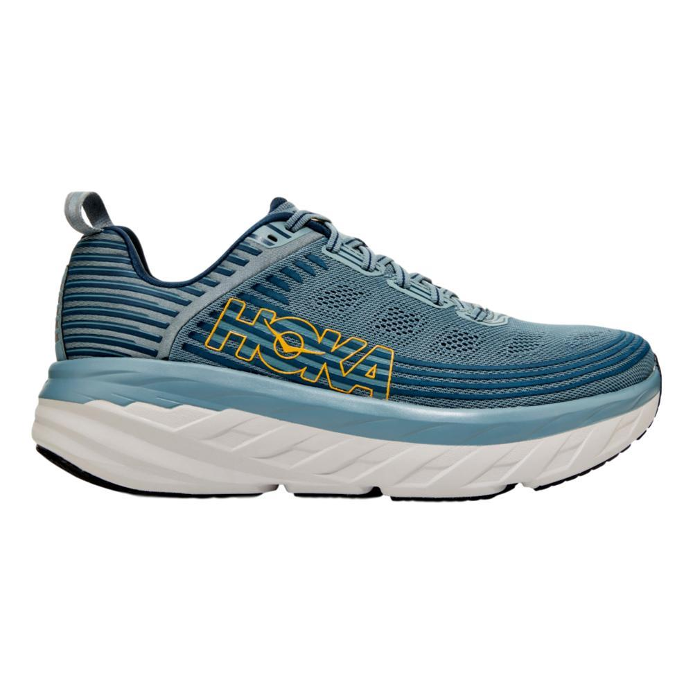 Select Color Hoka One One Men s Bondi 6 Running Shoes ALY. dfd5aba8be2
