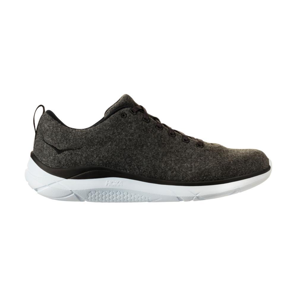 Hoke One One Men's Hupana Wool Shoes NTGRY_NGWH