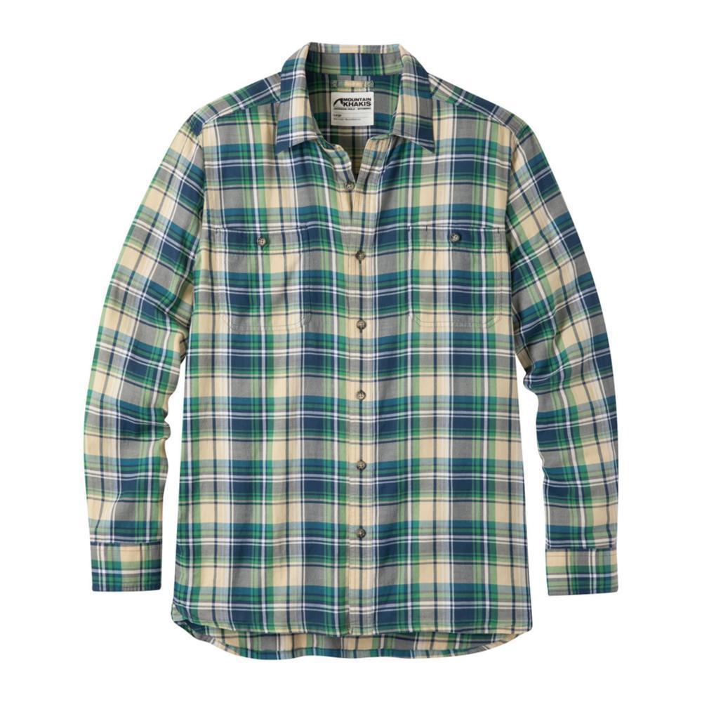 Mountain Khakis Men's Meridian Long Sleeve Shirt TWILIGHT