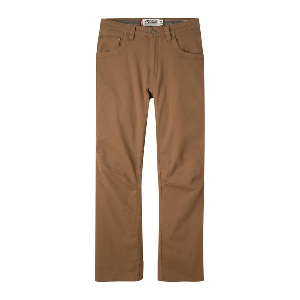 Mountain Khakis Men's Camber 106 Pants Classic Fit - 34in TOBACCO
