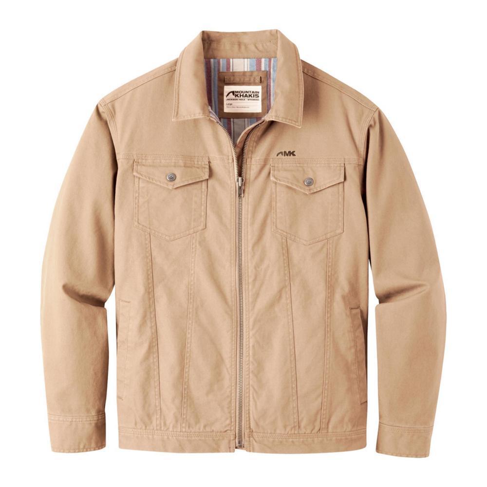 Mountain Khakis Men's Mountain Trucker Jacket YELLOWSTONE