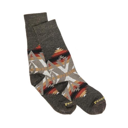 Pendleton Unisex Pacific Crest Crew Socks