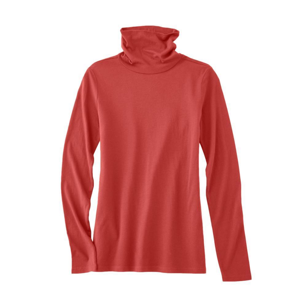 Pendleton Women's Long Sleeve Turtleneck Jersey Tee BOSSANOVA
