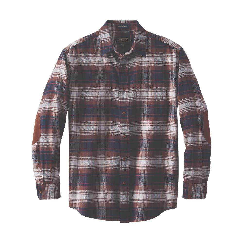 Pendleton Men's Hawthorne Flannel Shirt LUNAR
