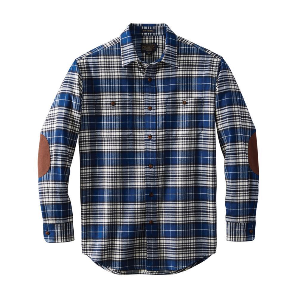 Pendleton Men's Hawthorne Flannel Shirt NAPIER