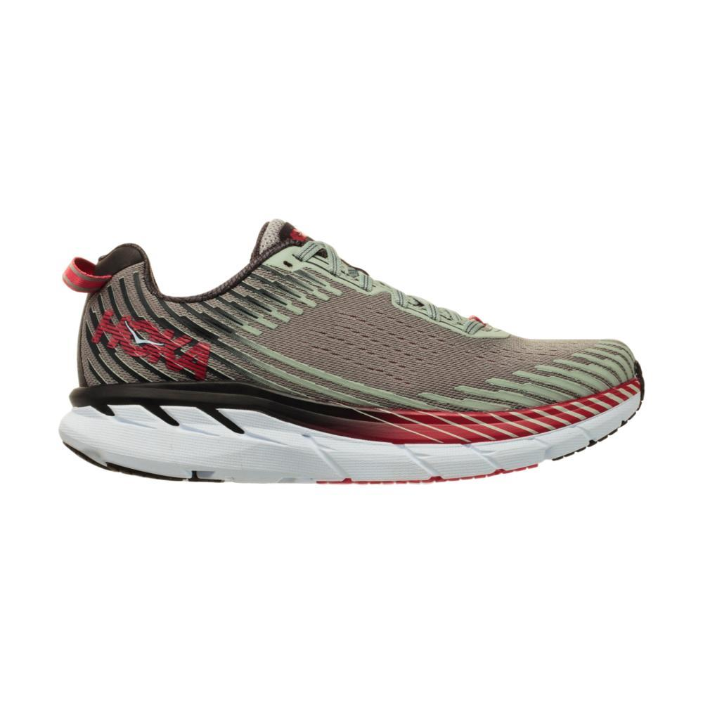 Hoka One One Women's Clifton 5 Running Shoes ALLOYMETAL