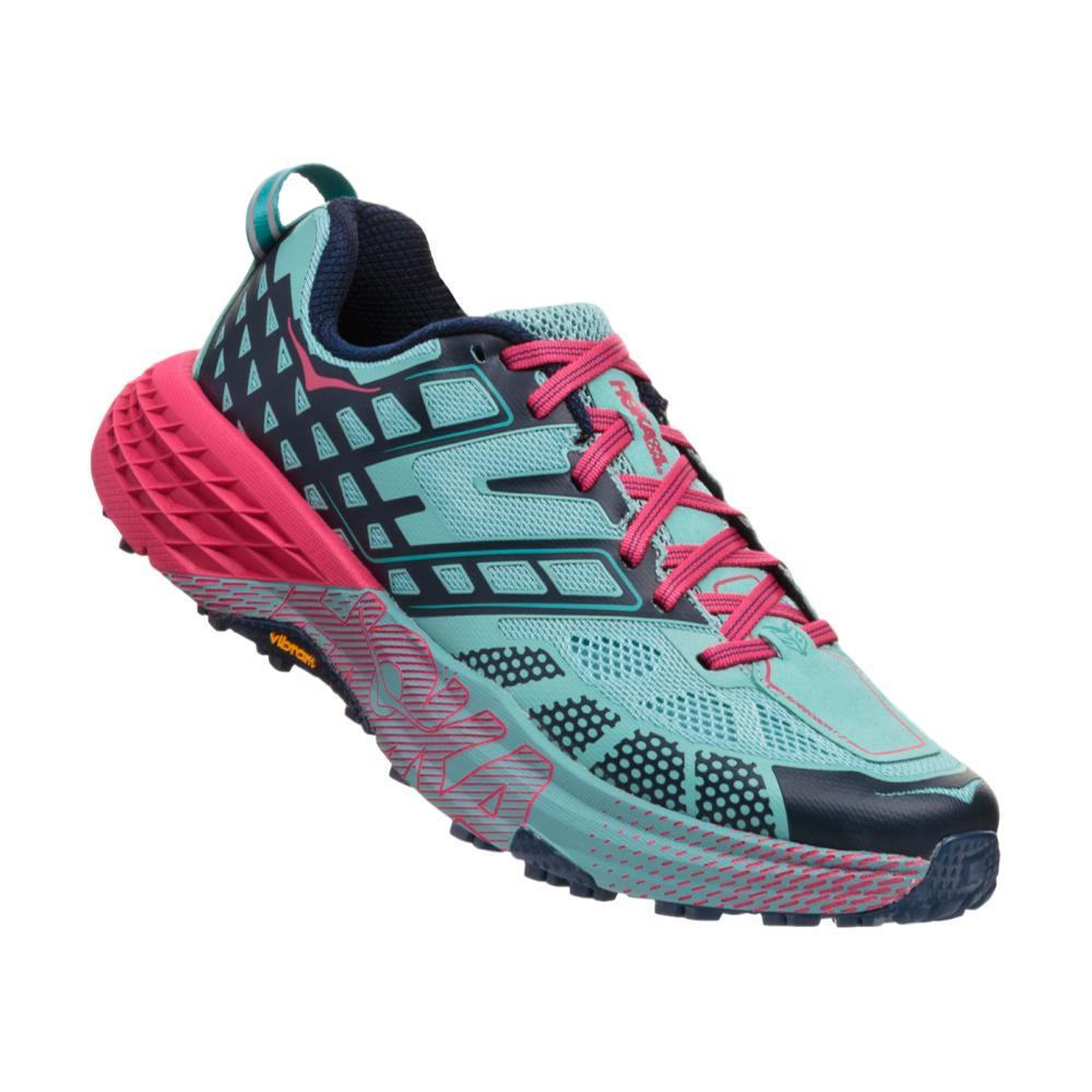 Hoka One One Women's Speedgoat 2 Running Shoes CANTONBLUE