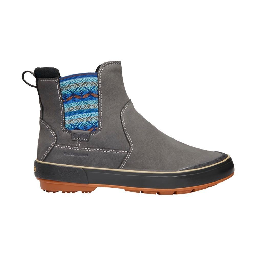 KEEN Women's Elsa II Chelsea Waterproof Boots GREYRAVEN