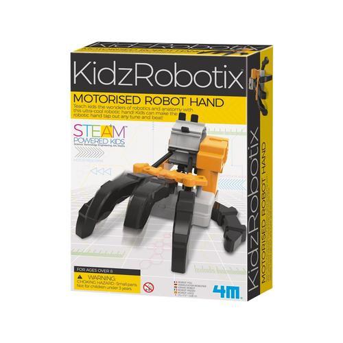 4M Kidz Robotix Motorized Robot Hand