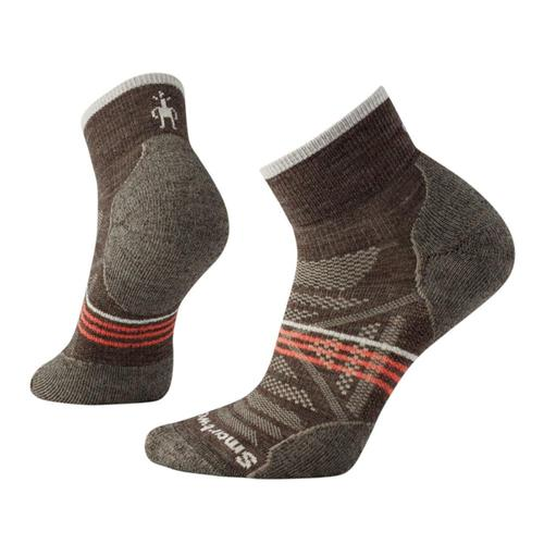 Smartwool Women's PhD Outdoor Light Mini Socks Taupe_236