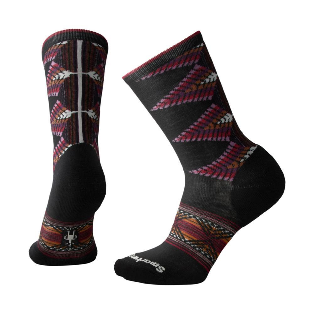 Smartwool Women's Tiva Crew Sock BLACKRO_A56