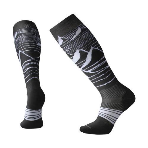Smartwool PhD Slopestyle Light Elite Socks Black_001