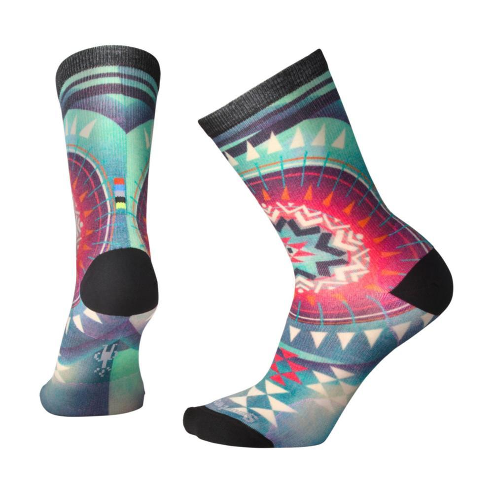 Smartwool Women's Morningside Curated Crew Socks GLACALB_781
