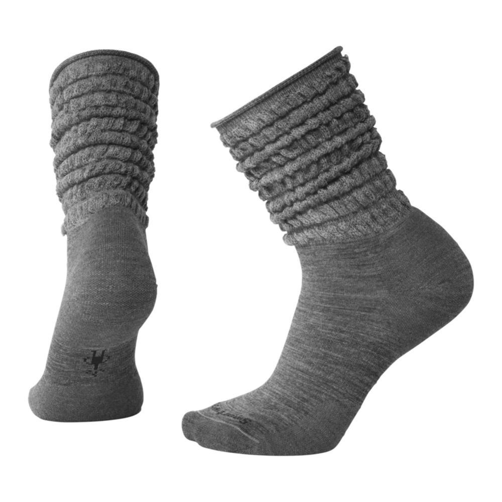 Smartwool Slouch Cable Mid Calf Socks MDGRYH_084