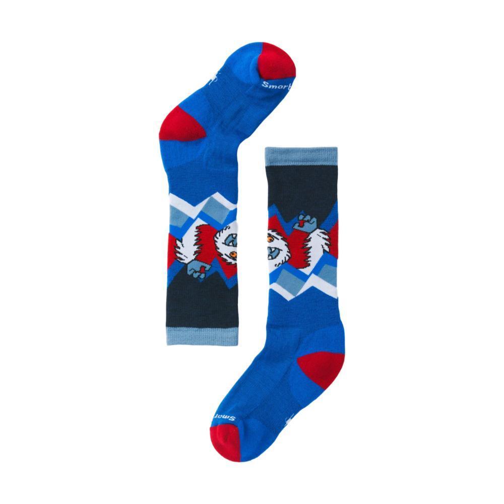 Smartwool Kids Wintersport Yeti Socks BLUE_378