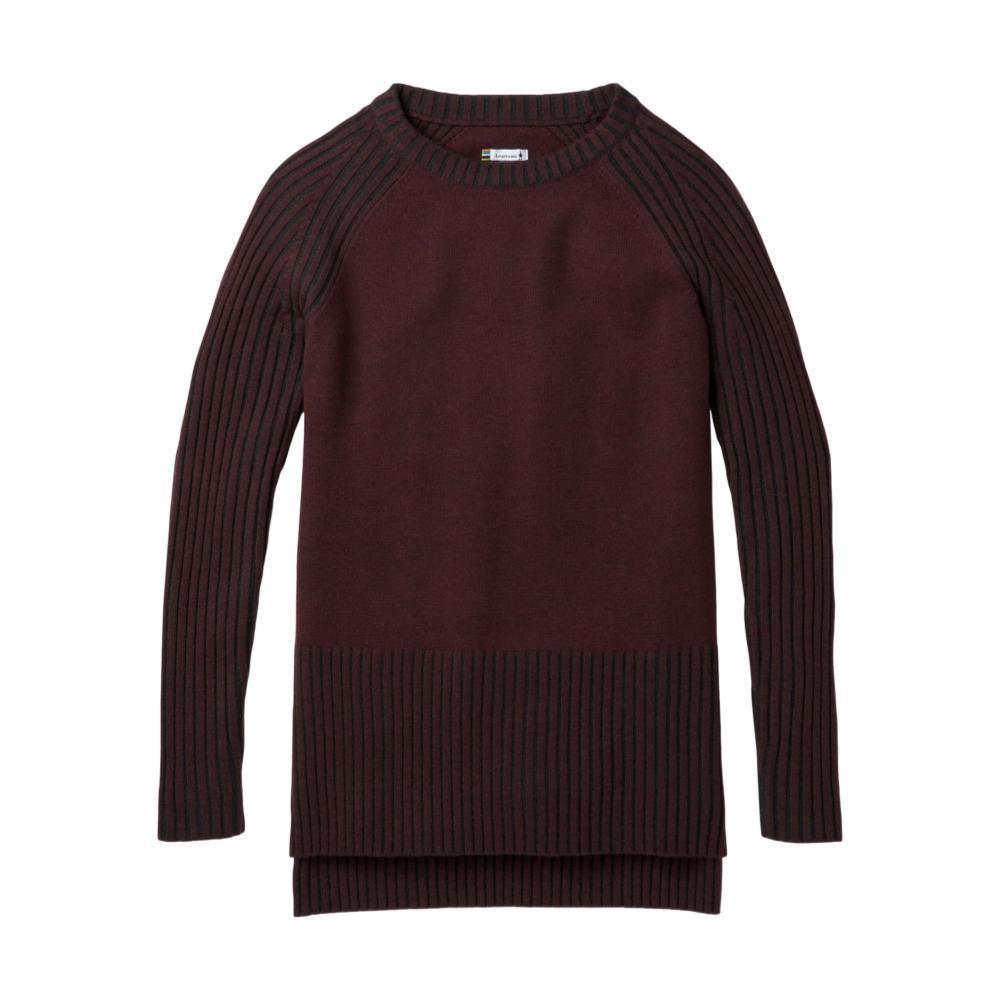 Smartwool Women's Ripple Creek Tunic Sweater FIG