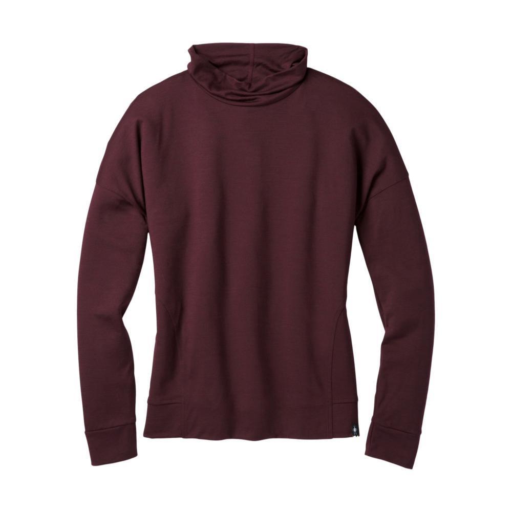 Smartwool Women's Everyday Exploration Drop Shoulder Long Sleeve Shirt FIG