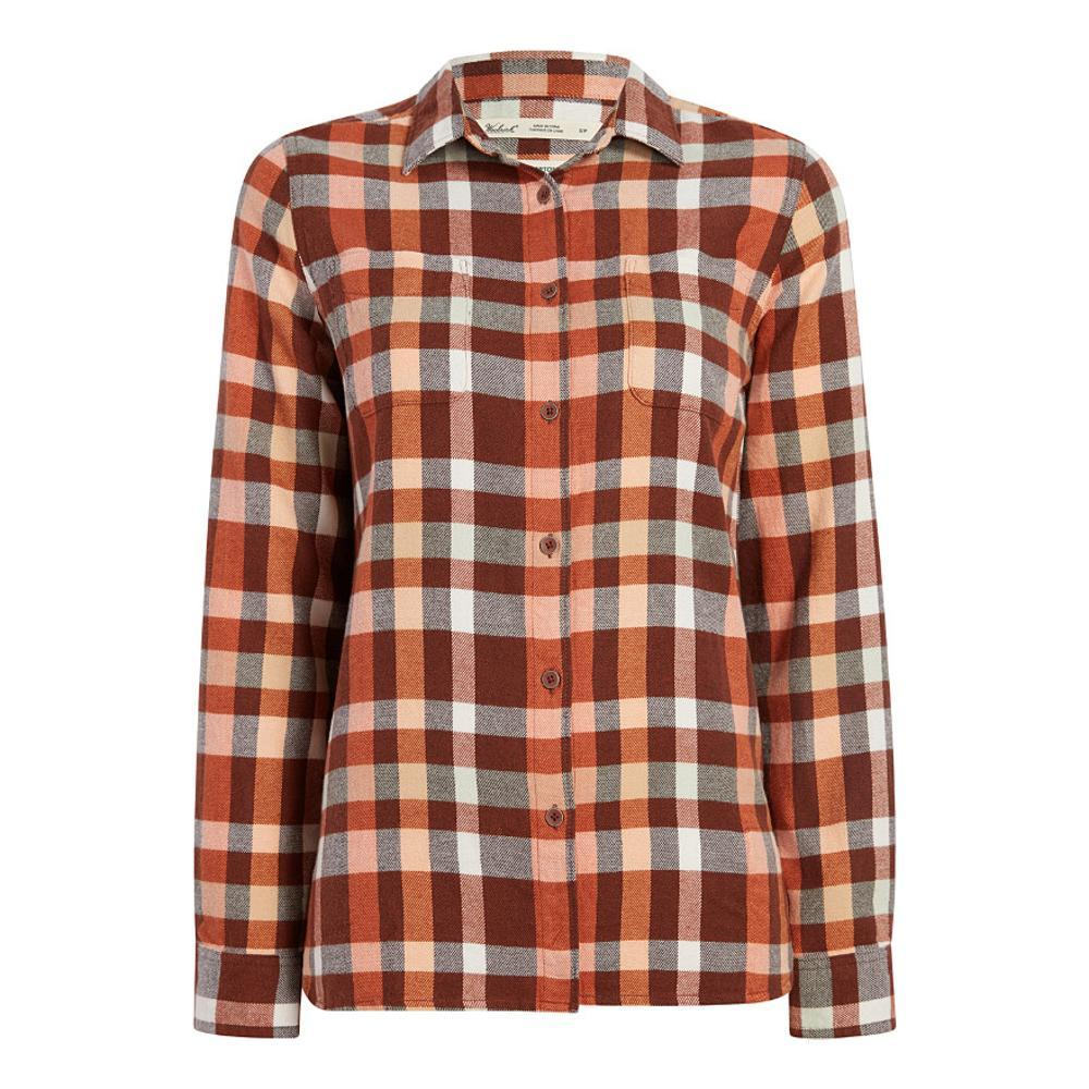 Woolrich Women's Pemberton Flannel Shirt JASPER