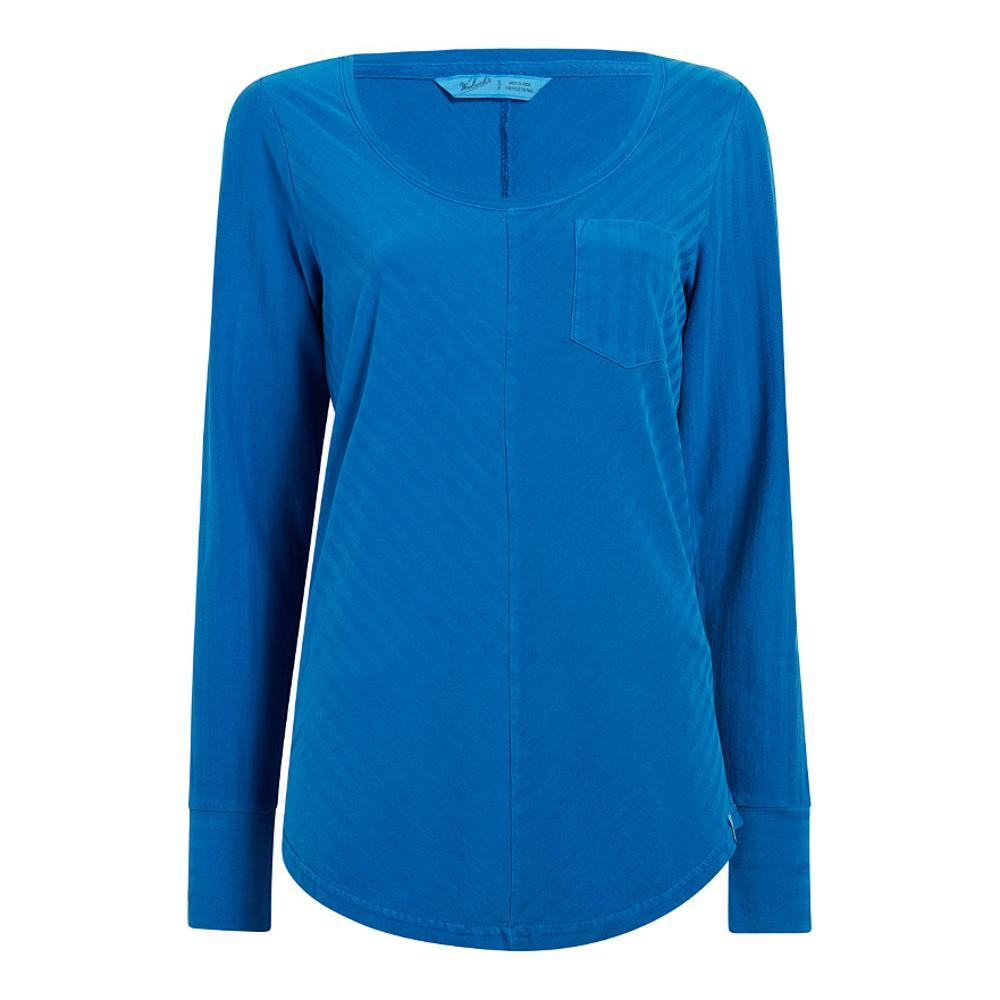 Woolrich Women's Meadow Forks Long Sleeve T-Shirt MOUNTSKY